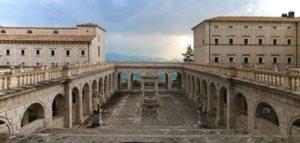 L'Abbazia benedettina di Montecassino