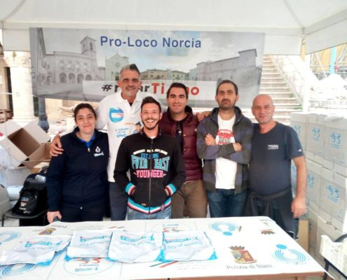 Info Point Pro Loco Norcia