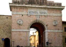 Porta Romana Norcia