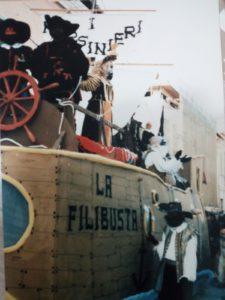 Carnevale a Norcia - sfilata