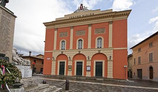 Teatro Civico Norcia