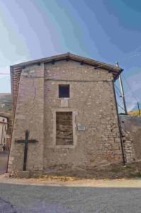 Chiesa di Santa Maria a Cortigno di Norcia